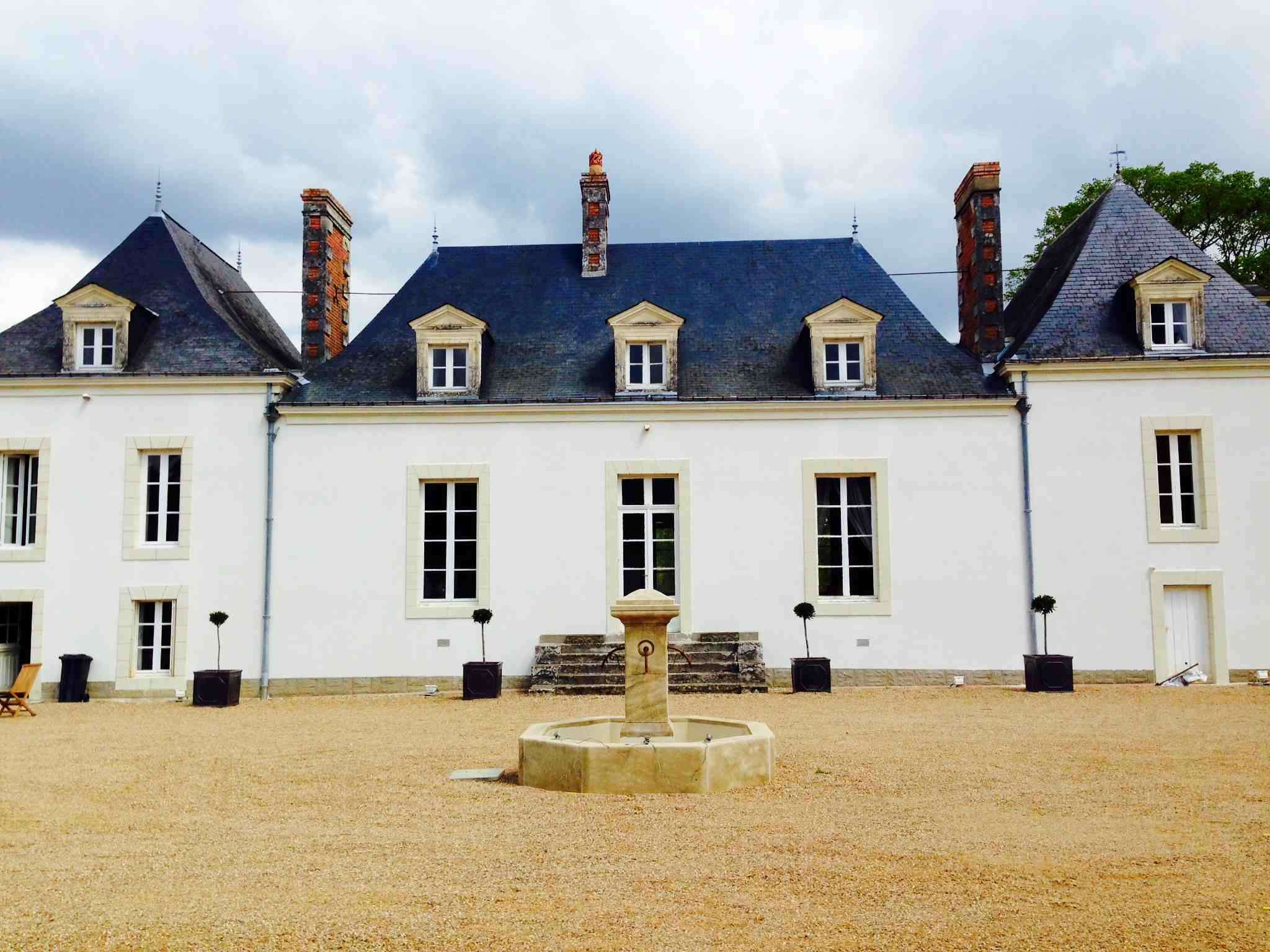 Chateau le Mans Location